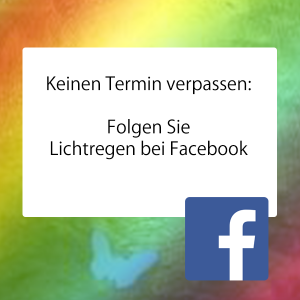 Lichtregen bei Facebook